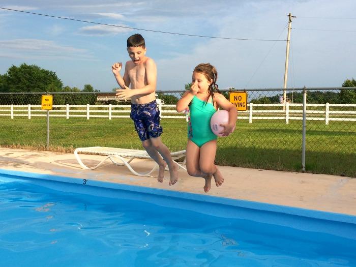 swim at koa