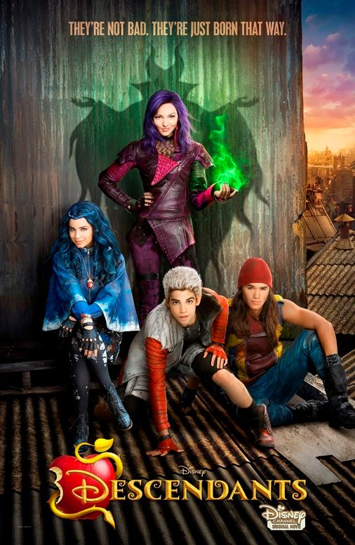 first 6 minutes of Disney's Descendants