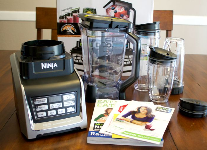 Nutri Ninja with Auto-IQ Review
