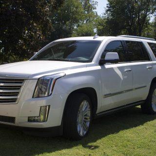 2016 Cadillac Escalade 4WD Platinum