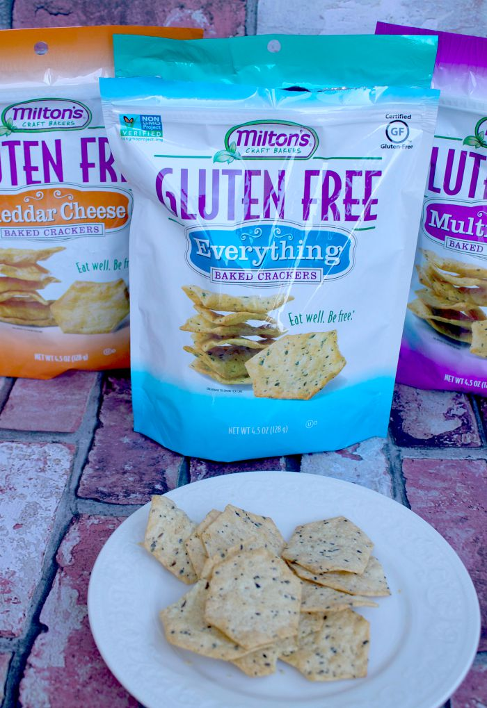 In addition to being gluten-free, Milton's Gluten Free Crackers are ...