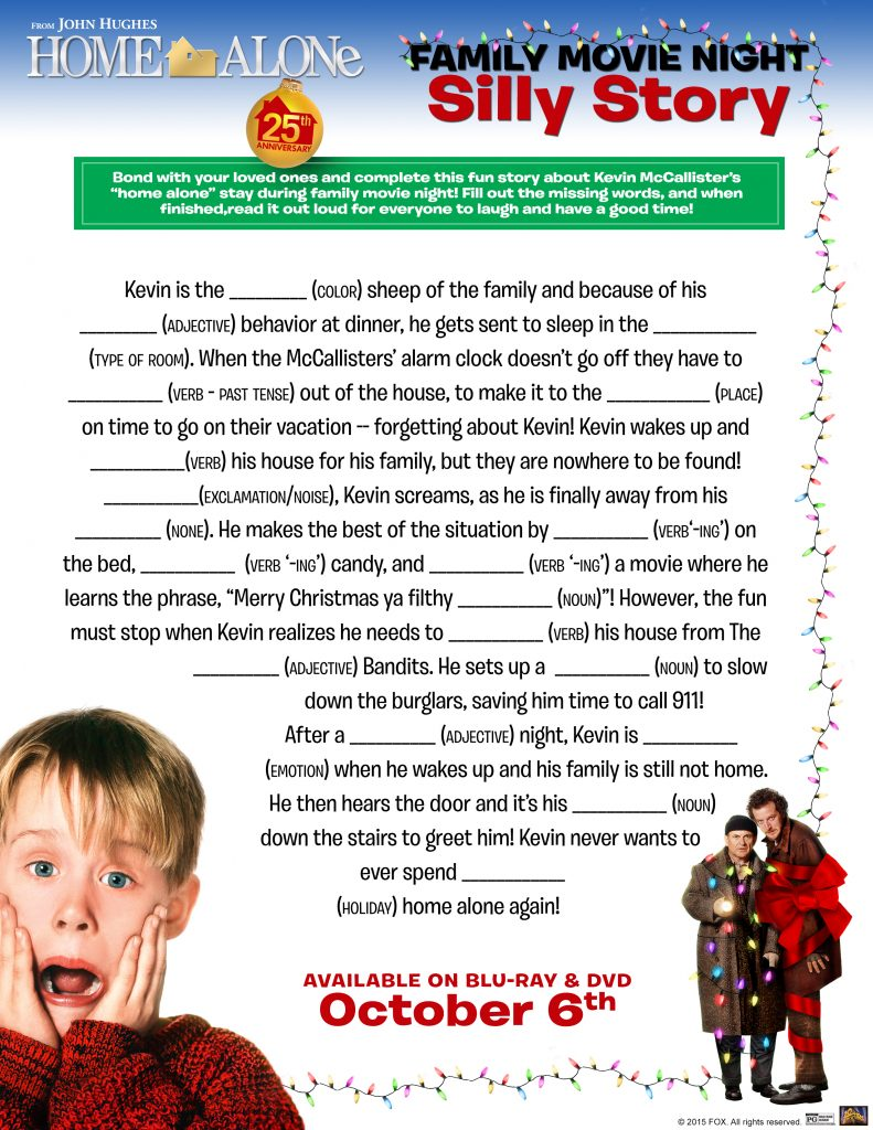 printable holiday activity sheets