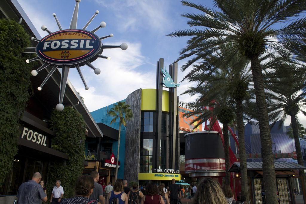 Stores in City Walk Orlando