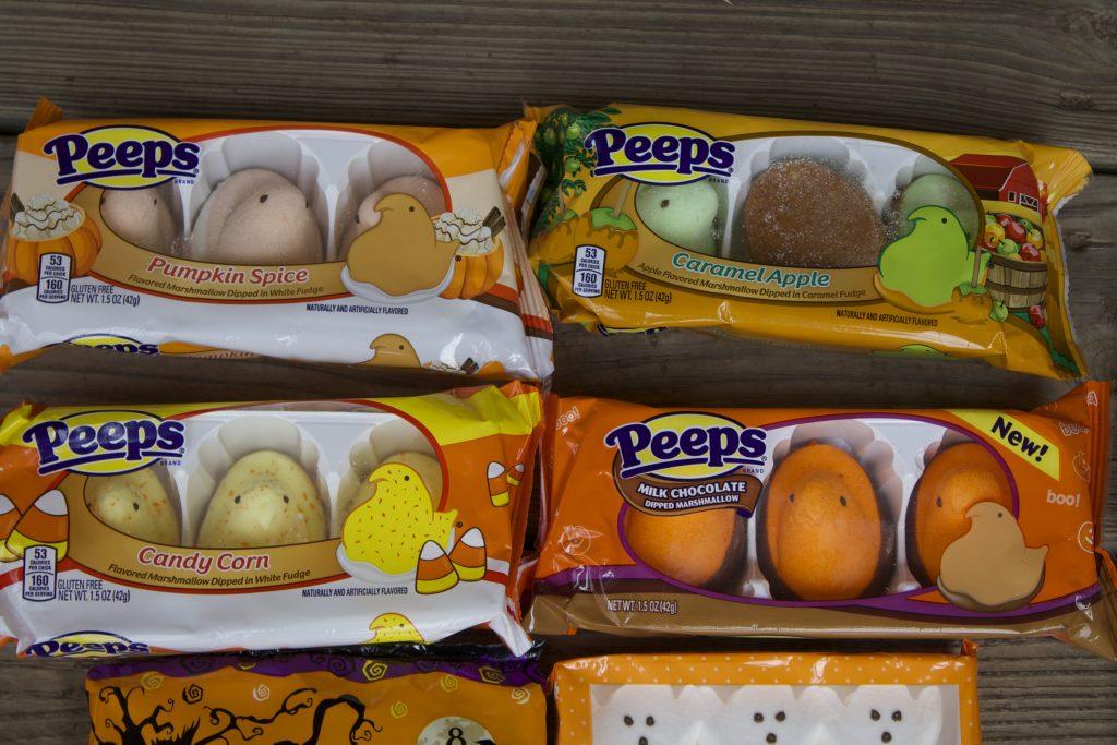 peeps Halloween Candy
