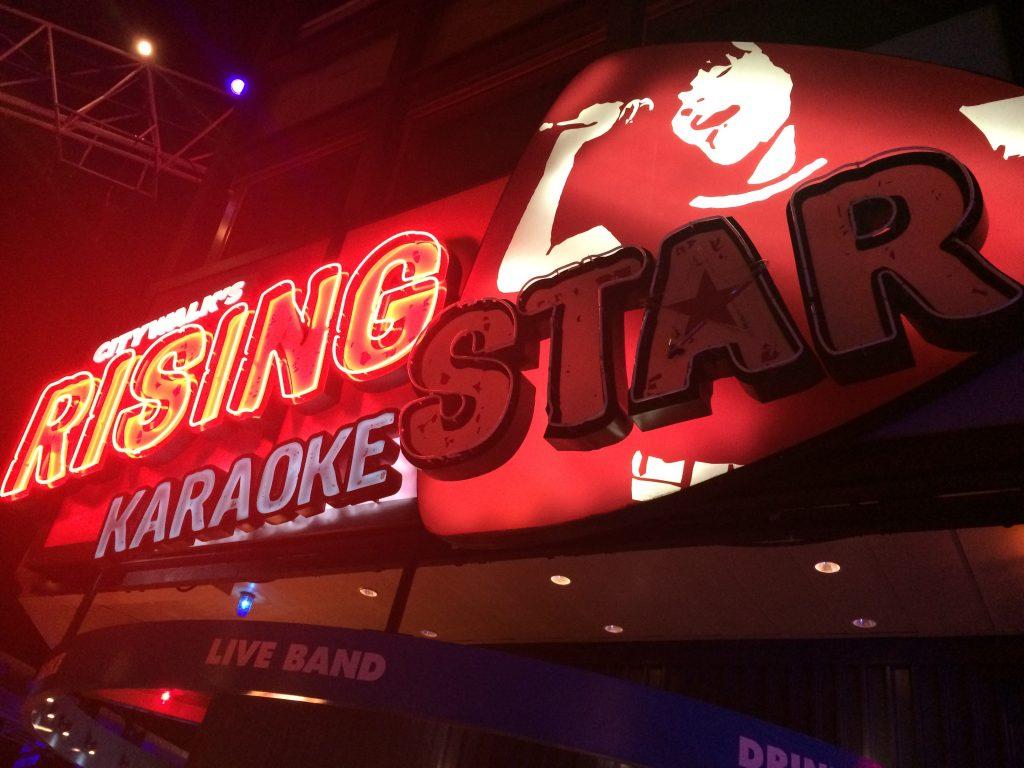 Rising star Karaoke