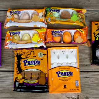 Celebrate This Halloween with Peeps Halloween Candy + Giveaway