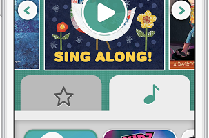 Rhapsody Kids: A Music App Just For Kids + $300 GC Giveaway