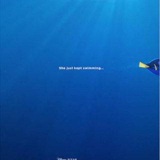 Dory and Her Friends Are Coming Back in Finding Dory!