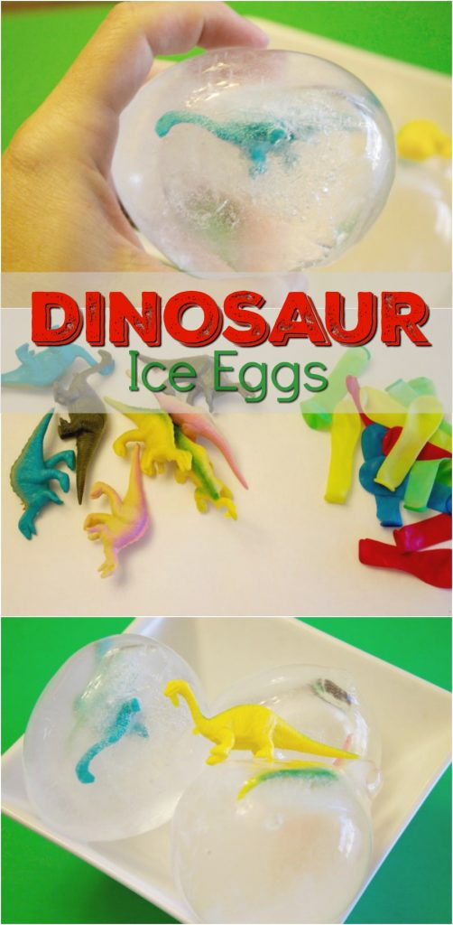 Dinosaur Activity For Kids Dino Ice Eggs Excavation Digging for Dinosaurs
