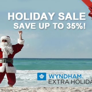 Wyndham Extra Holidays Are Here!