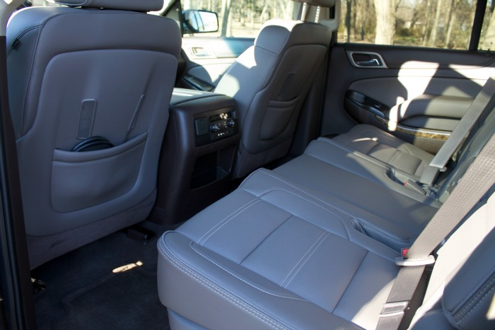 Inside Denali XL SUV