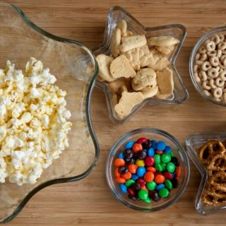 Animal Feed For Kids Trail Mix Recipe