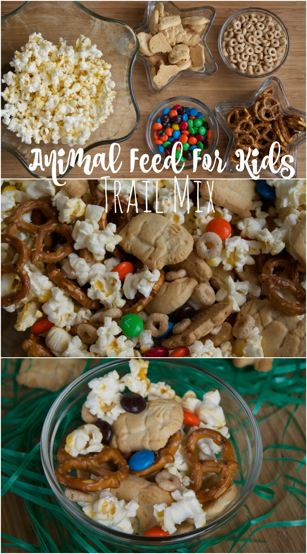 animal feed for kids trail mix