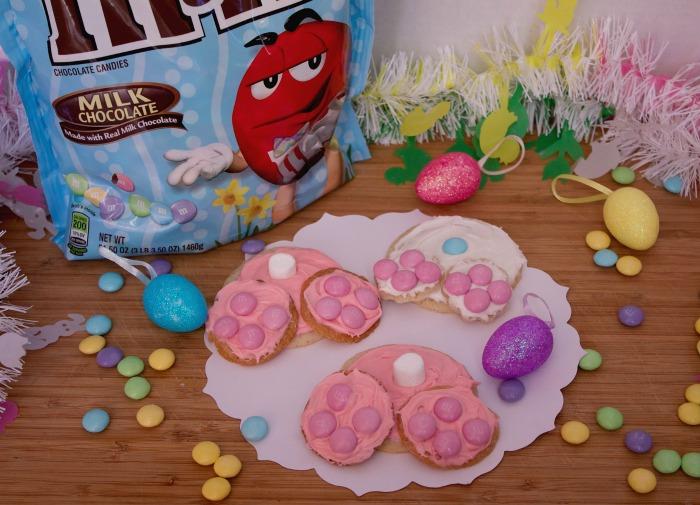 Easter bunny bottom cookies recipe