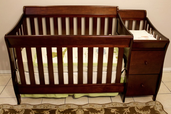 Baby Must Haves Delta Children Bentley S Convertible Crib