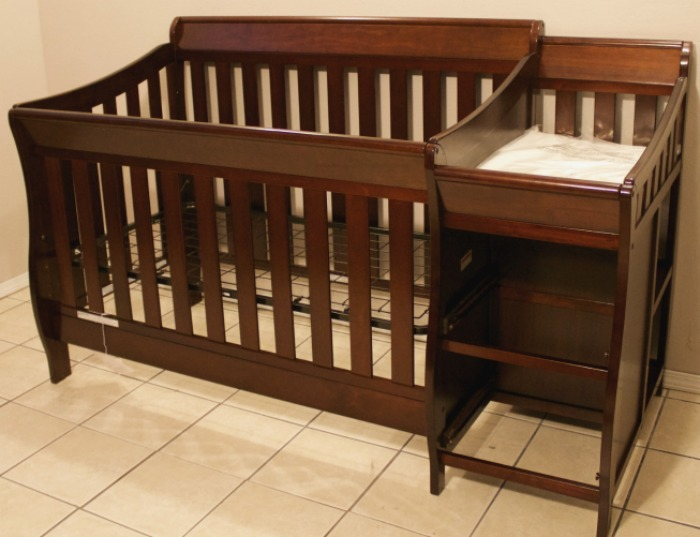 Baby Must Haves Delta Children Bentley S Convertible Crib