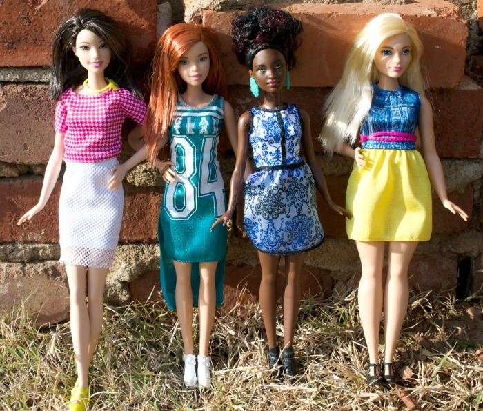 new barbie dolls