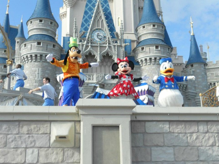 Tips on Taking Your Toddler To Disney World