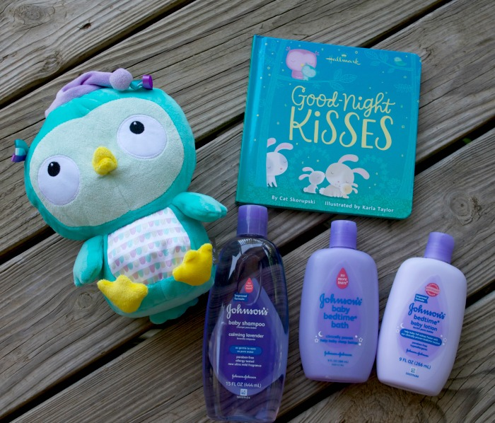Good-Night Kisses Baby Gift Set
