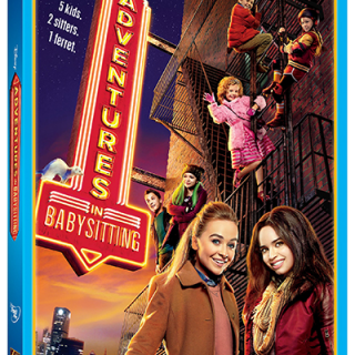 Adventures in Babysitting Now On DVD