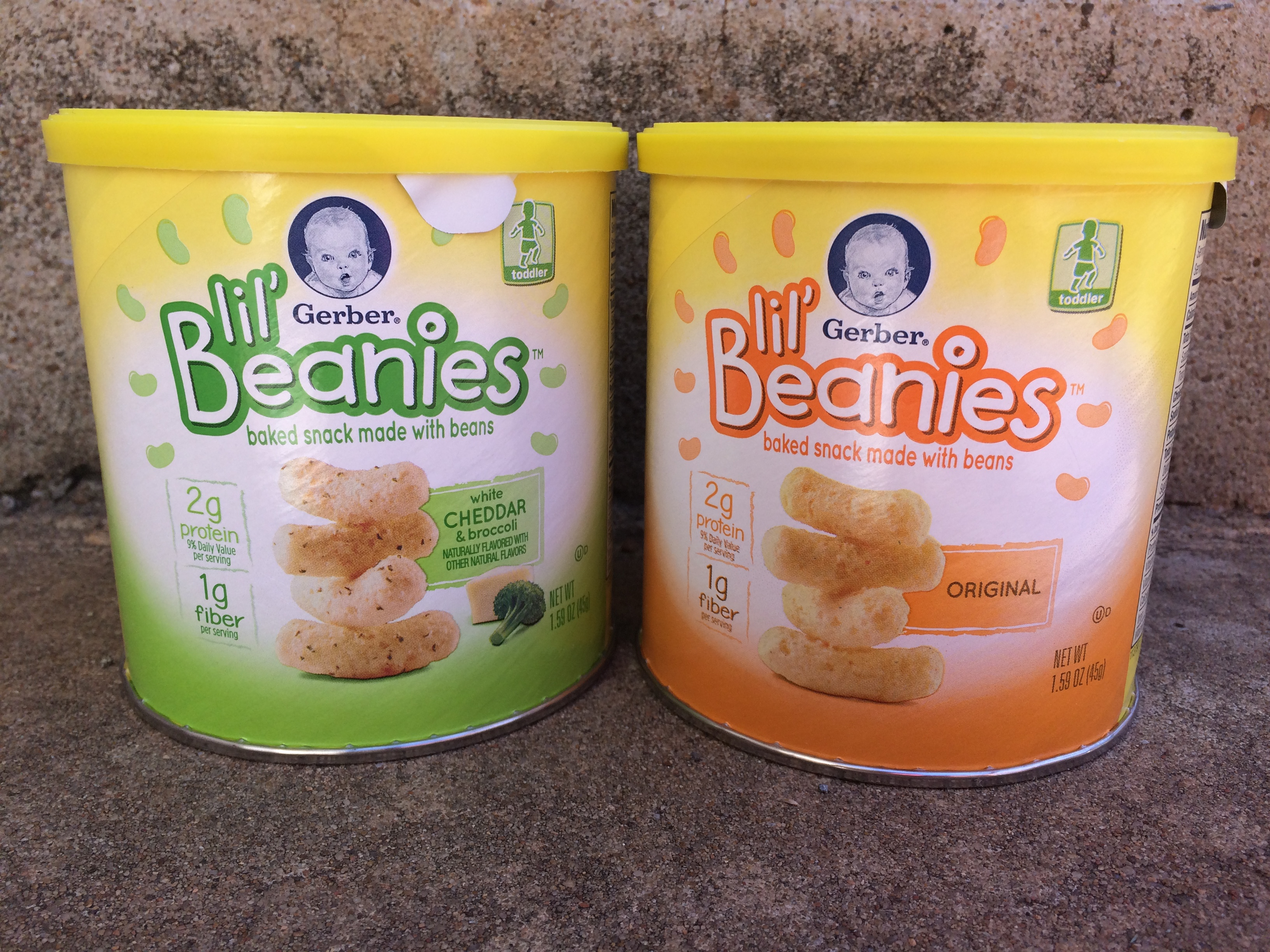 Gerber Lil Beanies Snacks For Toddlers And Coupon Offer