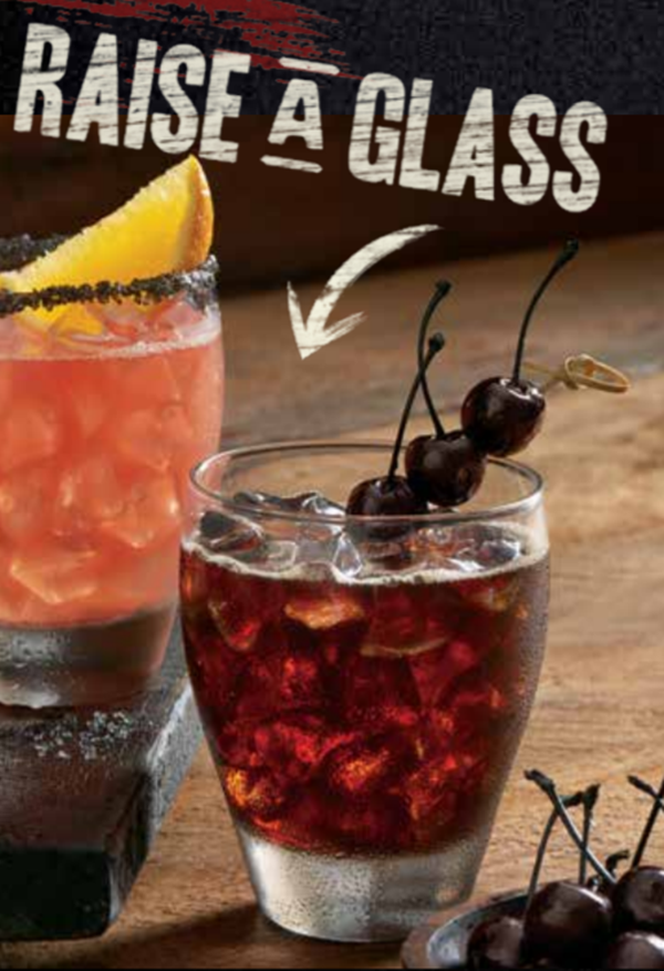 Outback Root Beer Old Fashioned