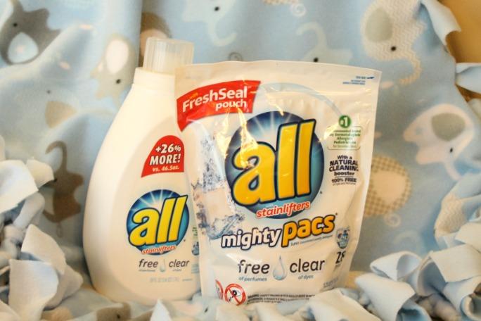 Detergent for Babies Sensitive Skin