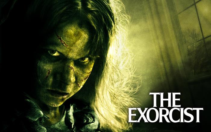 Exorcist Haunted House