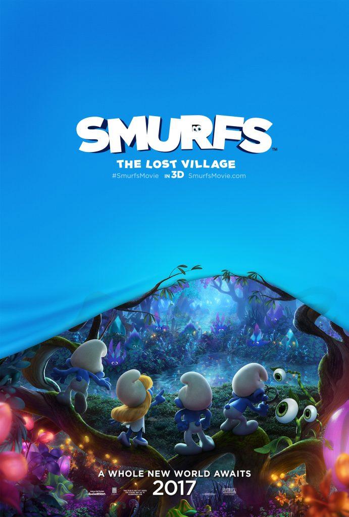 Smurfs The Lost Village Trailer