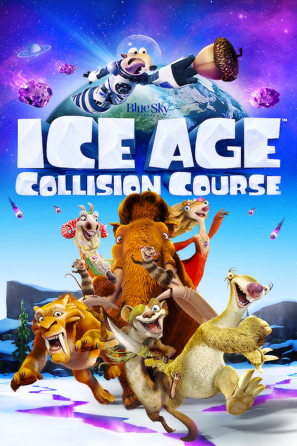 Ice Age Space Movie