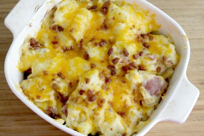Extra Cheesy Ranch Potatoes