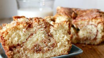 Easy Amish Cinnamon Bread Recipe