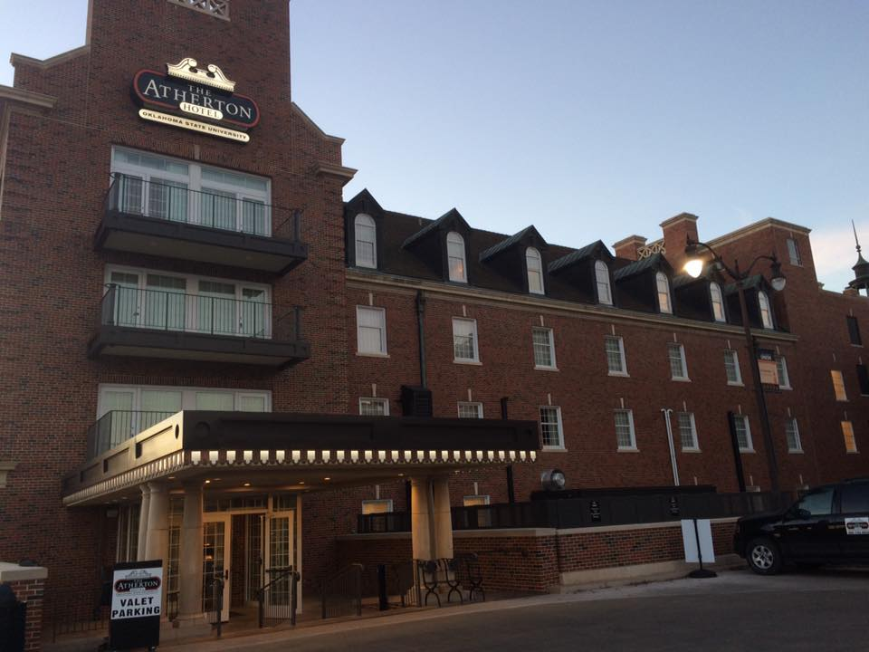Hotels at Oklahoma State University Stillwater