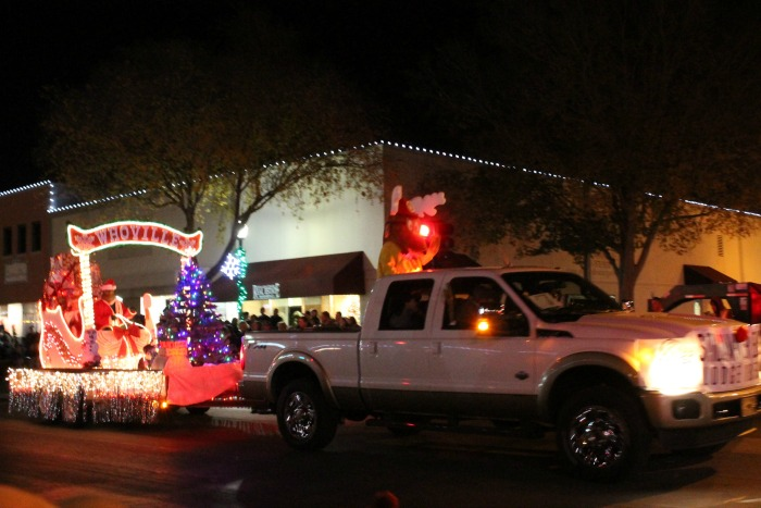 Christmas Parade Stillwater