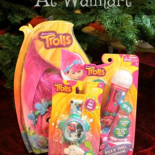 Dreamworks Troll Toys At Walmart Just In Time For The Holidays #TrollsatWM