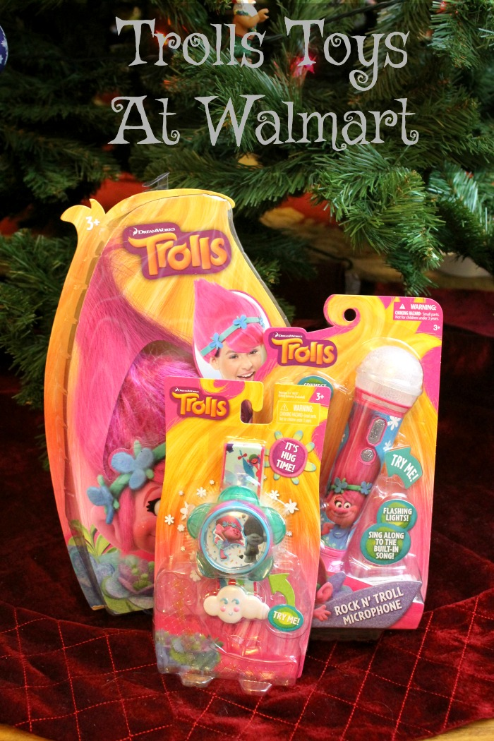 Toys At Walmart : Troll toys at walmart just in time for the holidays