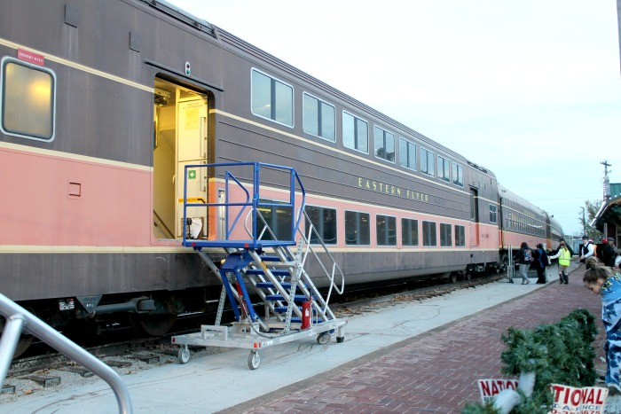 The Polar Express Stillwater Train Ride