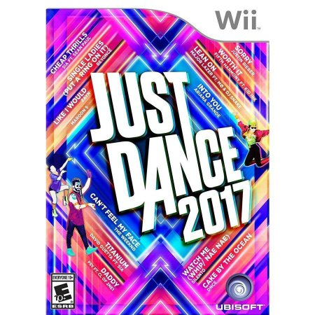 Just Dance Wii Kids Game is The Best Dance Video Game