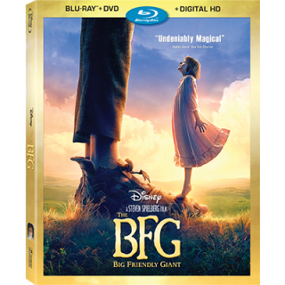 Disneys The BFG Movie Now Available on Blu-ray, DVD and Digital Download