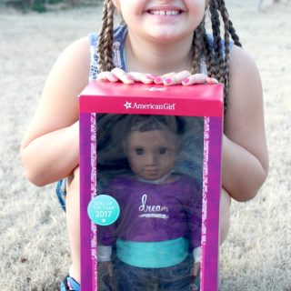 Gabriela American Girl Doll Of The Year 2017