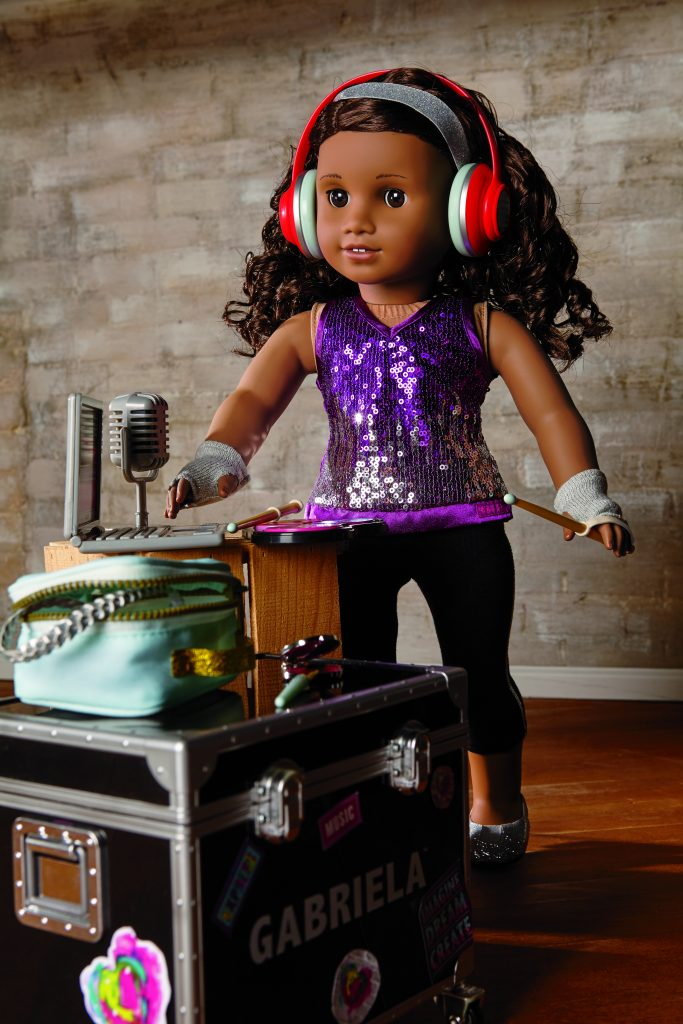 Gabriela American Girl Doll Accessories