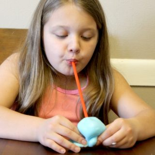 Easy Bubble Slime Recipe