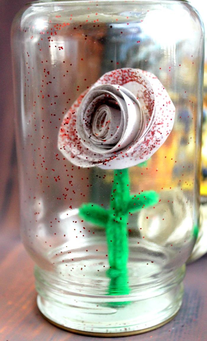 easy diy paper roses