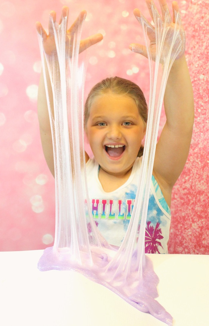 Easy Kids Slime Recipe No Borax Putty