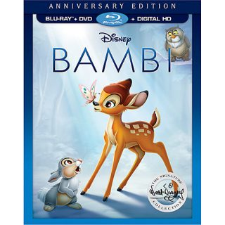 The Anniversary Edition of Bambi + Get FREE Bambi Activity Sheets