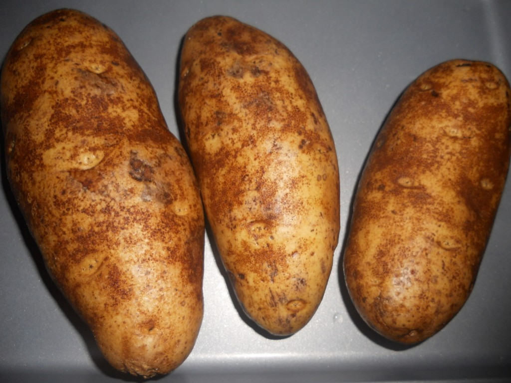 twice baked potato