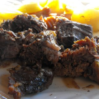 Tender Beef Pot Roast Recipe
