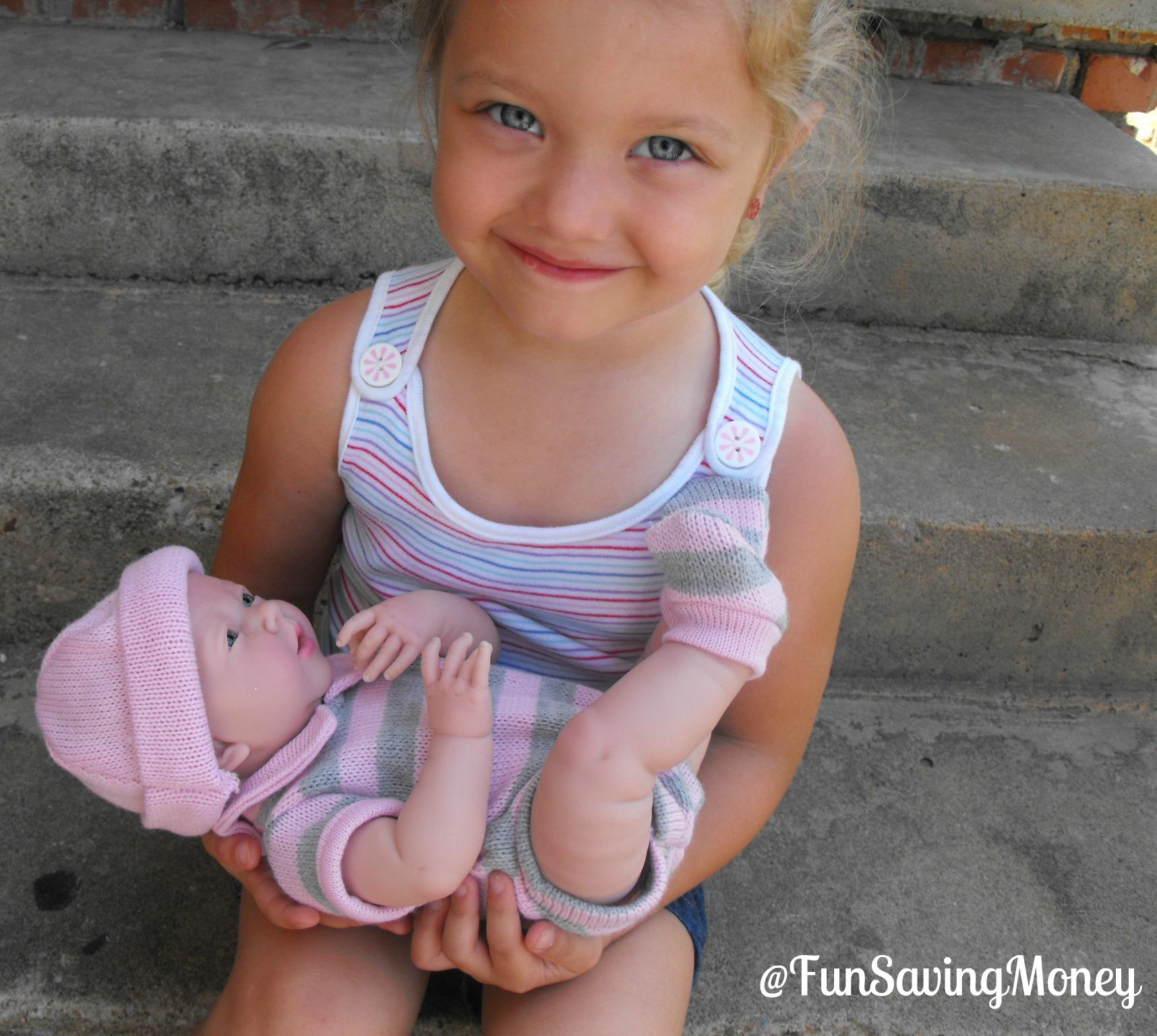Jc Toys Lanewborn Doll Review And Giveaway Fun Saving Money