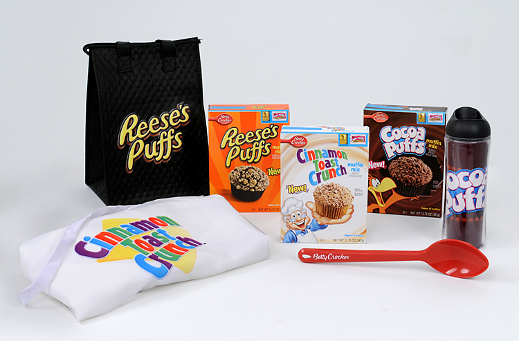 Betty Crocker Cereal Muffin Prize Pack My Blog Spark