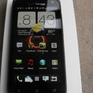 HTC Droid Incredible Verizon